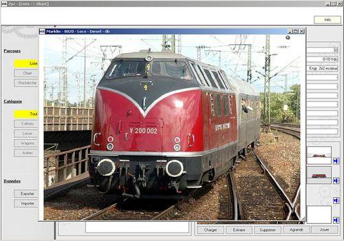 Telecharger Zpc collection modélisme ferroviaire