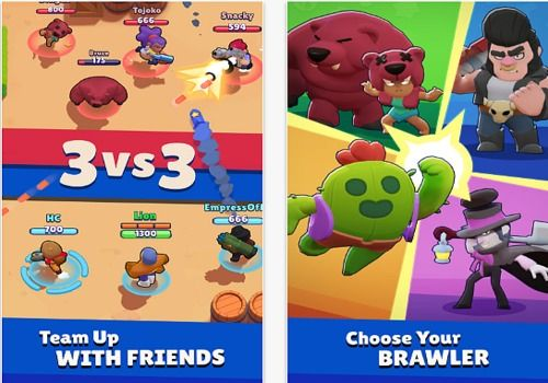 Telecharger Brawl Stars Android