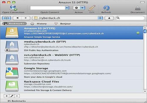 Telecharger Cyberduck Mac