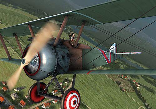 Telecharger Vintage Aircrafts 3D Screensaver