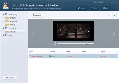Telecharger Jihosoft Récupération de Photos