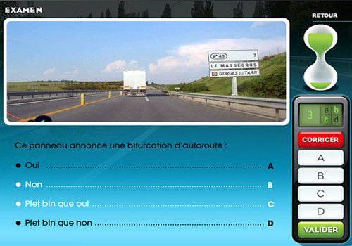 Telecharger Réussir l'examen officiel du code de la route