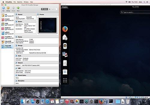 Telecharger VirtualBox Mac